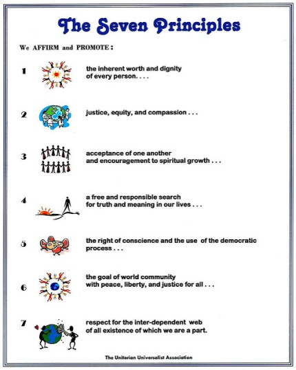 Seven Principles of UU